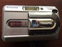 FujiFilm FinePix A330 Digital Camera