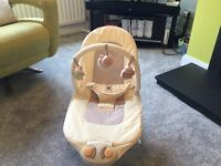 Mama and Papas Baby Bouncer chair - Meadow