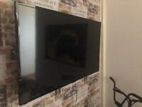 50 inch hitachi TV