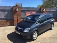 2010 Vauxhall meriva active 1.4 .... 3 months warranty