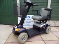 Strider 4mph Mobility Scooter. In very good condition
