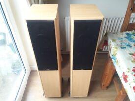 Tdl nucleus kv6 floorstanding speakers