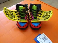 Adidas JS Wings I limited edition kids shoes (new)