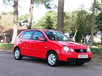 Volkswagen Polo 1.2 E 5dr,,,,,,,,,,,,£1,595 p/x to clear