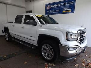 2016 GMC Sierra 1500 SLT 4X4 LEATHER NAV CREW CAB 5.3L