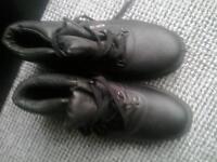 toe steel cap boots