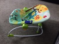 Baby bouncer seat £30