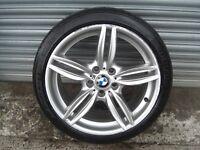 "BMW GENUINE 19"" F10 M SPORT ALLOY"