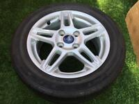 Ford Fiesta Alloy Wheel 195=55=R15