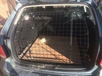 Dog cage for VW Golf Estate
