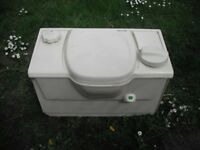 THETFORD CASSETTE TOILET for caravan campervan