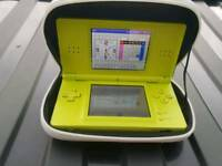 Nintendo ds lite green