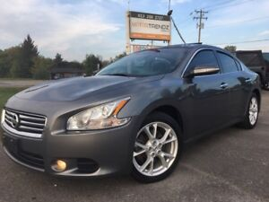 2014 Nissan Maxima SV Nice! Loaded with Sunroof, Heated Leath...