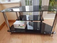 Glass Tv Unit (Large)