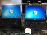 Laptop under £70 / wifi /win7/ office 2013 genuine
