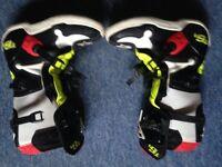 Alpinestars tech 6 kids boots