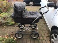 Mamas and Papas pram and stroller