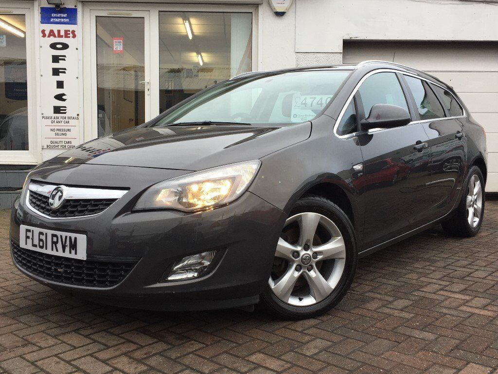 2011 61 Vauxhall/Opel Astra 2.0CDTi 16v 165ps( s/s )SRi~FSH INC T-BELT CHANGE~