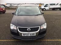 VW TOURAN 2.0 DIESEL AUTOMATIC 1 OWNER FULL VW SERVICE HISTORY
