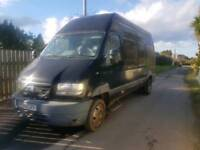 Renault Mascott 2.8 dci 130 - 5.5 ton downrated to 3.5 ton - Iveco engine