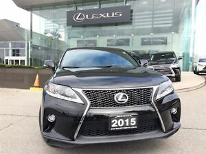 2015 Lexus RX 350 F-Sport AWD Navi Back Up Cam Bluetooth Sunroof