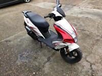 70cc reg as 50cc g10 moped scooter vespa honda piaggio yamaha gilera peugeot