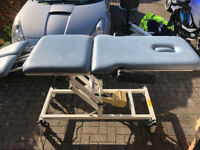 Treatment couch/table for physio/podiatry/massage etc