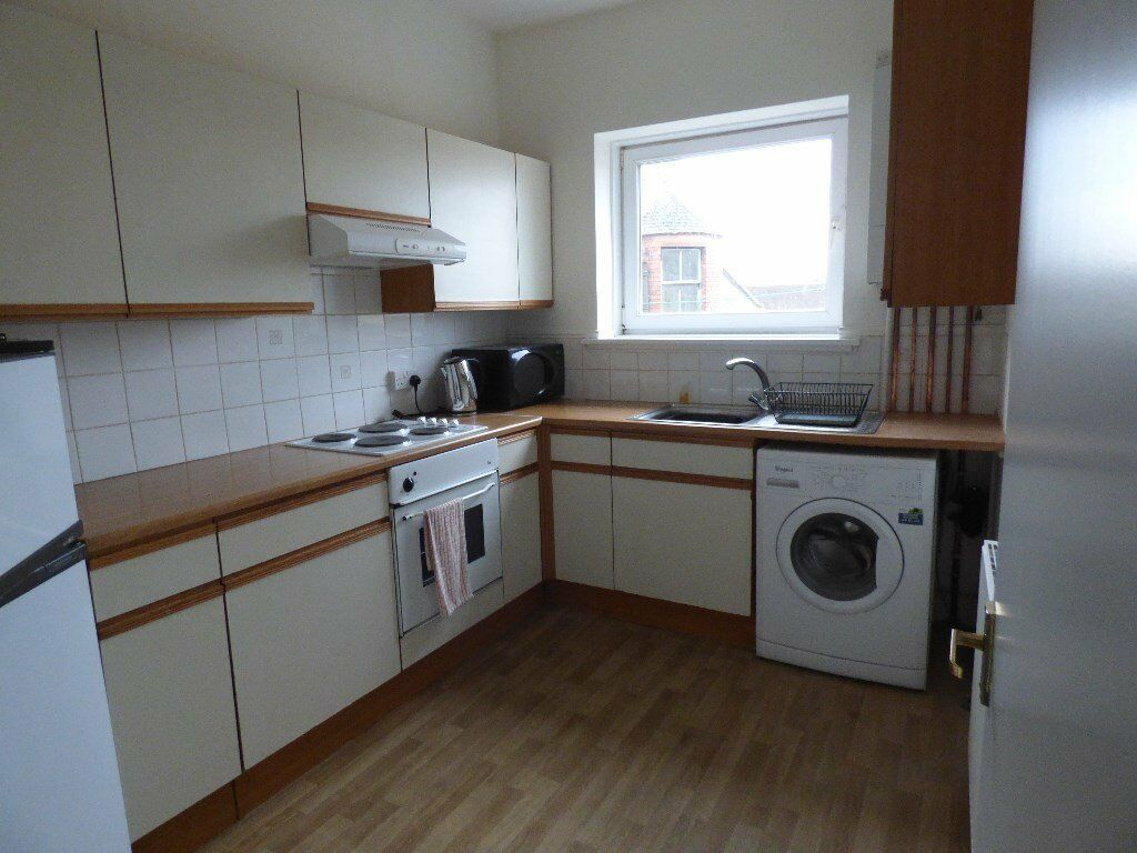 Spacious 2 bed flat City Centre Perth Fully furnished
