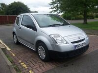 Stunning Citroen C2 LX 1.1 with low miles with service history