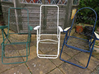 Garden Chairs will sell seperately