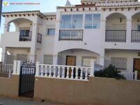 Costa Blanca, Townhouse, sleeps up to 4, A/C, English TV, Wi-Fi £200-£385 per week (SM034)