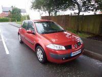 2004 Renault Megane 1.4