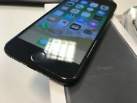 Apple iPhone 7 - 32GB - Black Edition - Network O2 - ONLY £245- Boxed - Great iPhone!