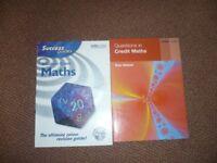 Standard Grade Maths books (2)