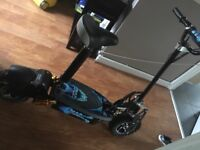 Electric 1500 watt scooter