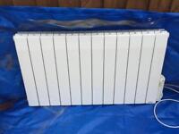 Electric oil filled radiators