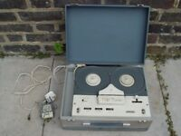 FREE DELIVERY Reel To Reel Welsmere Top Tune Tape Recorder W