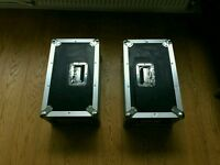 "Road Ready 11"" Flight Cases"