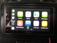 Pioneer SPH-DA120 Apple Car Play Stereo Double din touch screen