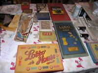 15 Vintage Collection Of Board Games Weymouth