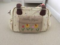 Blooming gorgeous baby changing bag EXCELLENT CONDITION