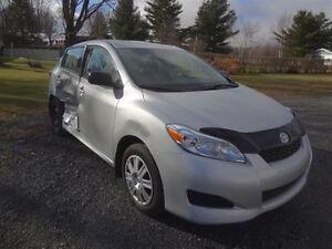 2014 Toyota Matrix TOUT ÉQUIPÉ !!!