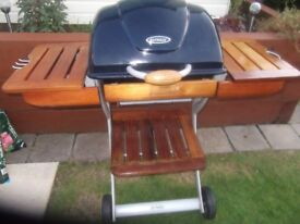 Outback Charcoal Barbeque in very good condition