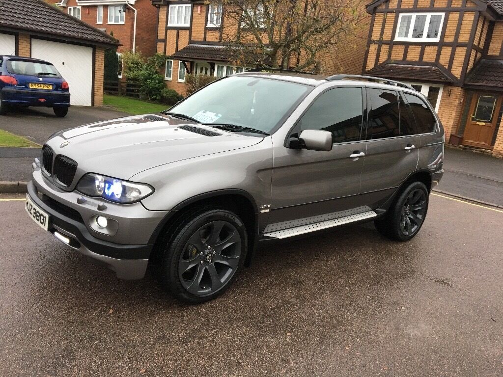 2005 bmw x5 3 0 m sport package diesel excellent condition in portsmouth hampshire gumtree. Black Bedroom Furniture Sets. Home Design Ideas