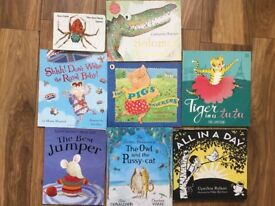 Lovely children's books in a good condition, 2£ each.
