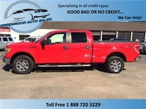 2010 Ford F-150 4X4! BACK UP CAM! FINANCE NOW!