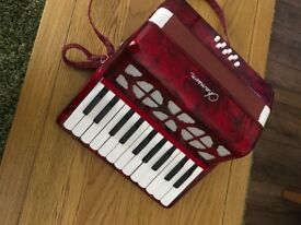 chanson accordion