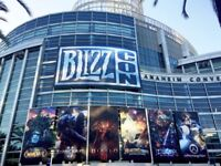 2 tickets to sold-out Blizzcon gaming festival - Anaheim, California USA