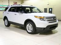 2013 Ford Explorer XLT AWD AUTO A/C CAMERA RECUL VALISE ÉLECTRIQ