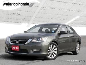 2014 Honda Accord EX-L Special of the Week! Bluetooth...100,0...